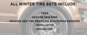 Land Rover Tire Special Prices
