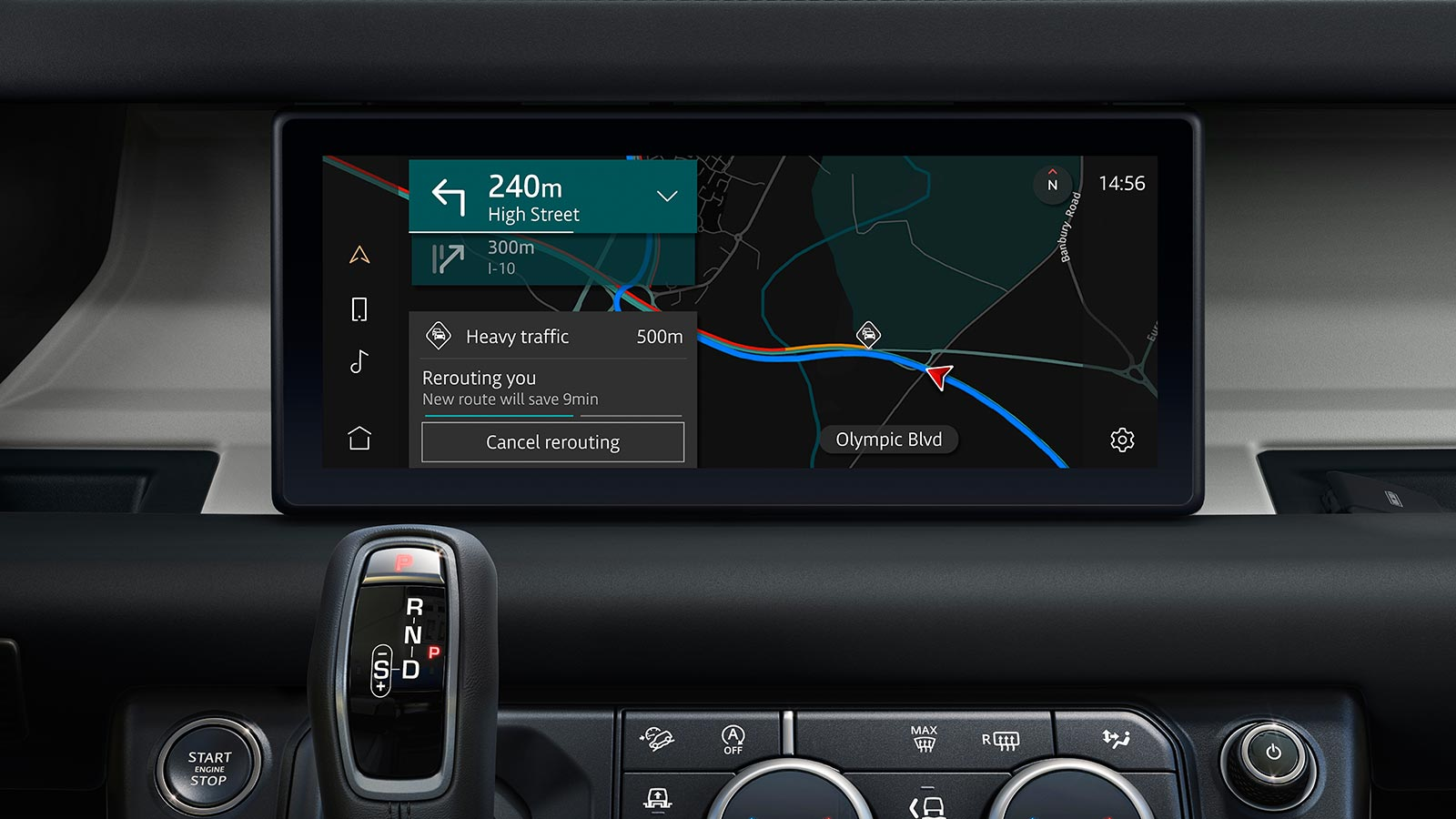 Connected Navigation Pro