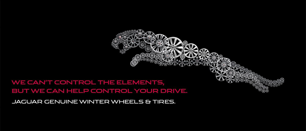 Jaguar Winter Wheels and Tires