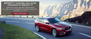 F Pace Lease Banner Web