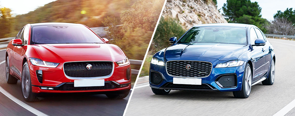 Power and Performance | 2021 JAGUAR F-PACE