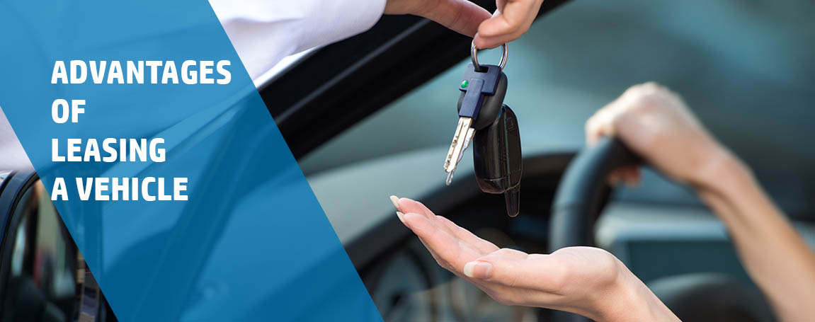 Advantages Of Leasing A Vehicle