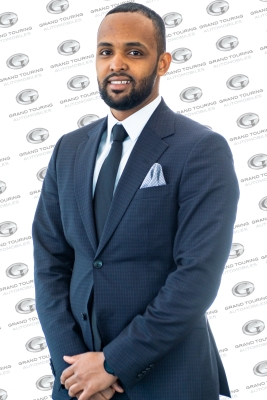 Hamdi Abbas - Pre-Owned Sales Specialist - Jaguar/Land Rover