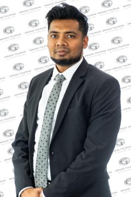 Saijith Charathchan -dra - Pre-Owned Sales Specialist - Jaguar/Land Rover