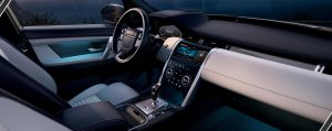 Interior | 2021 Land Rover Discovery Sport