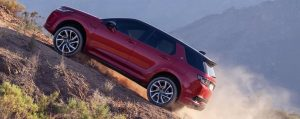 Power And Performance | 2021 Land Rover Discovery Sport