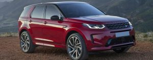 Safety Features | 2021 Land Rover Discovery Sport