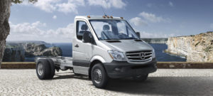 Mercedes-Benz Cab Chassis