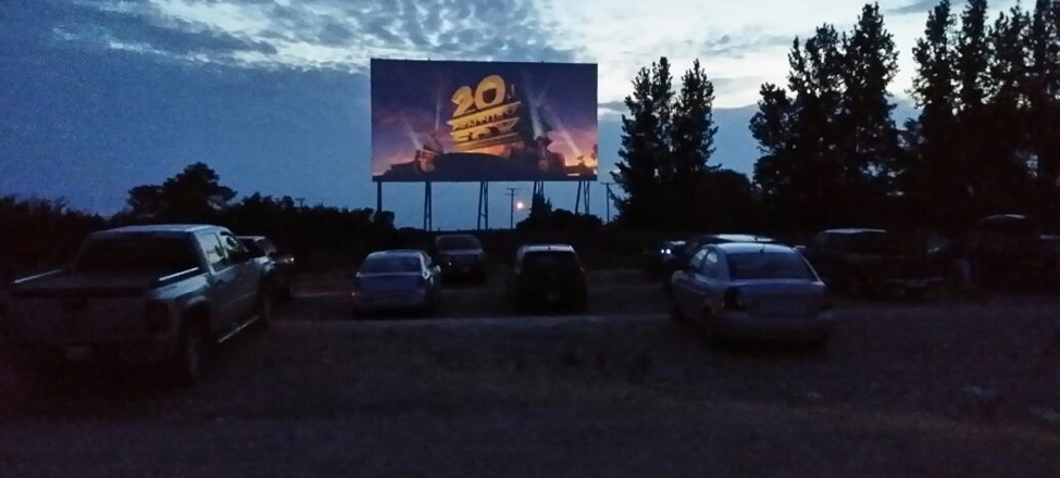 drive in movies saskatchewan