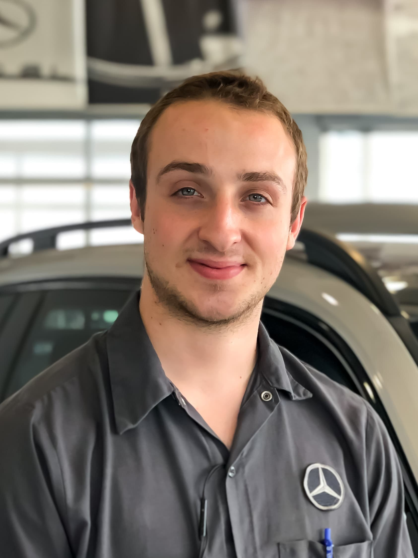Jake Dean - Automotive Service Technician – Apprentice Status