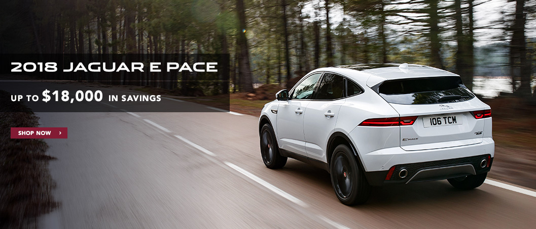Winnipeg Jaguar E Pace