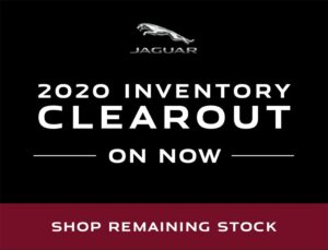 Jaguar 2020 Inventory Clearout
