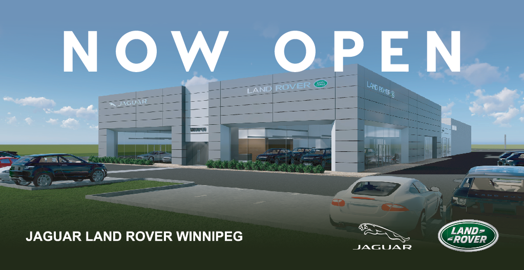 Birchwood Jaguar Now Open