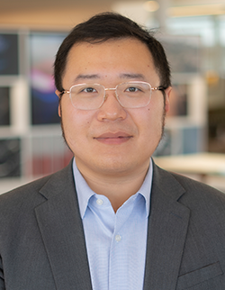 Arthur Zhang - Sales Manager