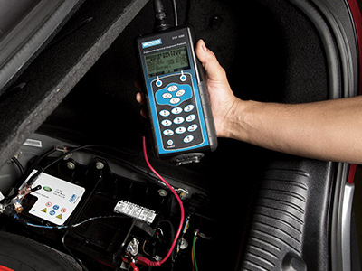 Charging System Battery Inspection Special