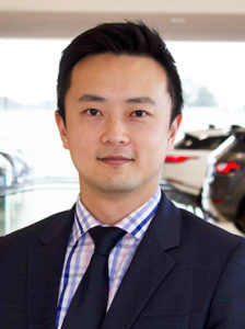 William Liang-Brand Specialist at Jaguar Land Rover of Richmond