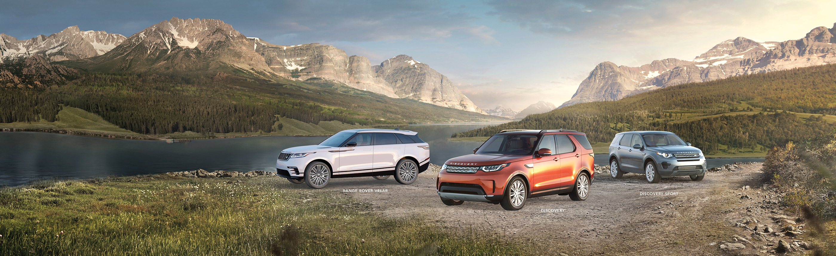 2019 Land Rover models