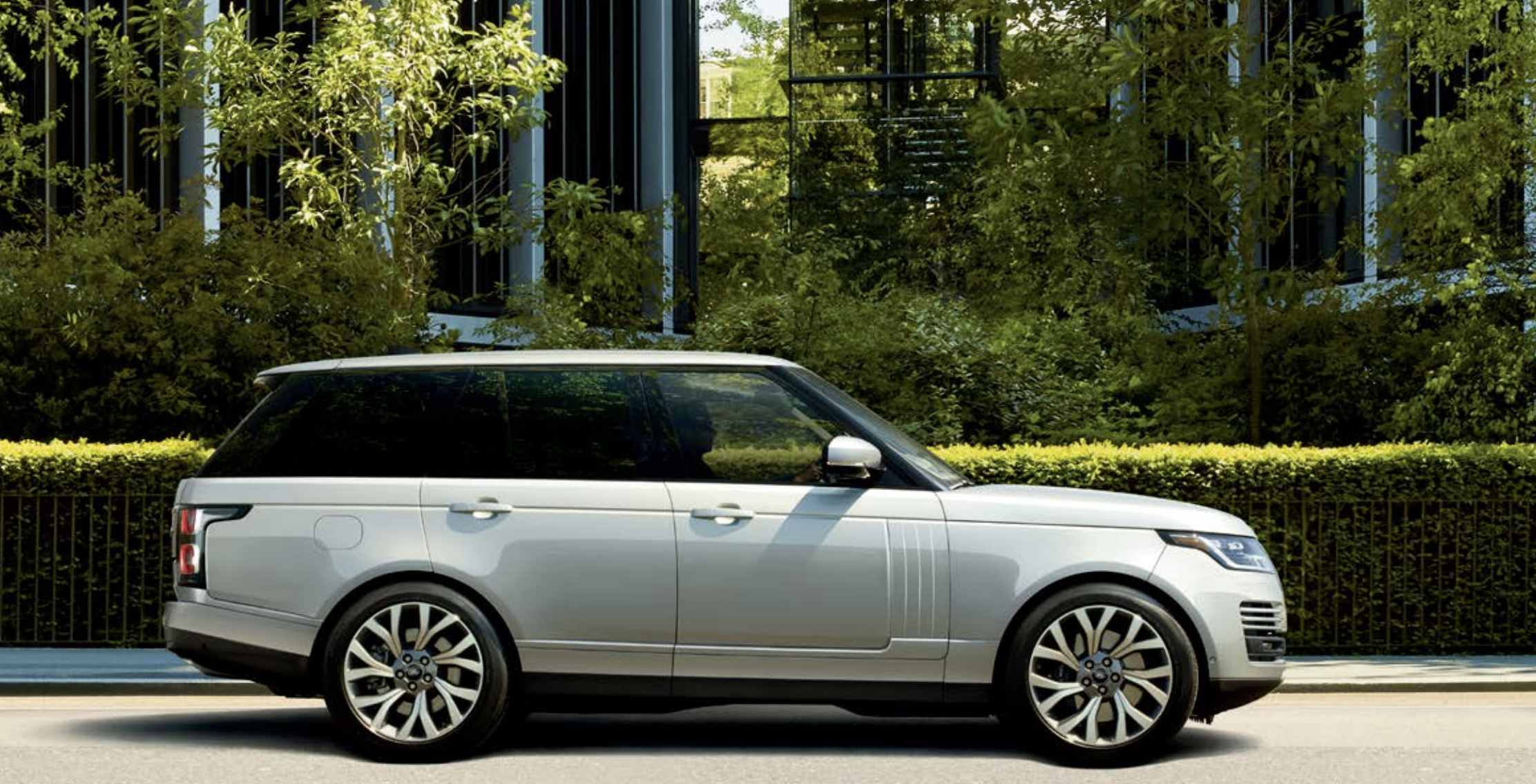 2020 Range Rover In Greater Vancouver
