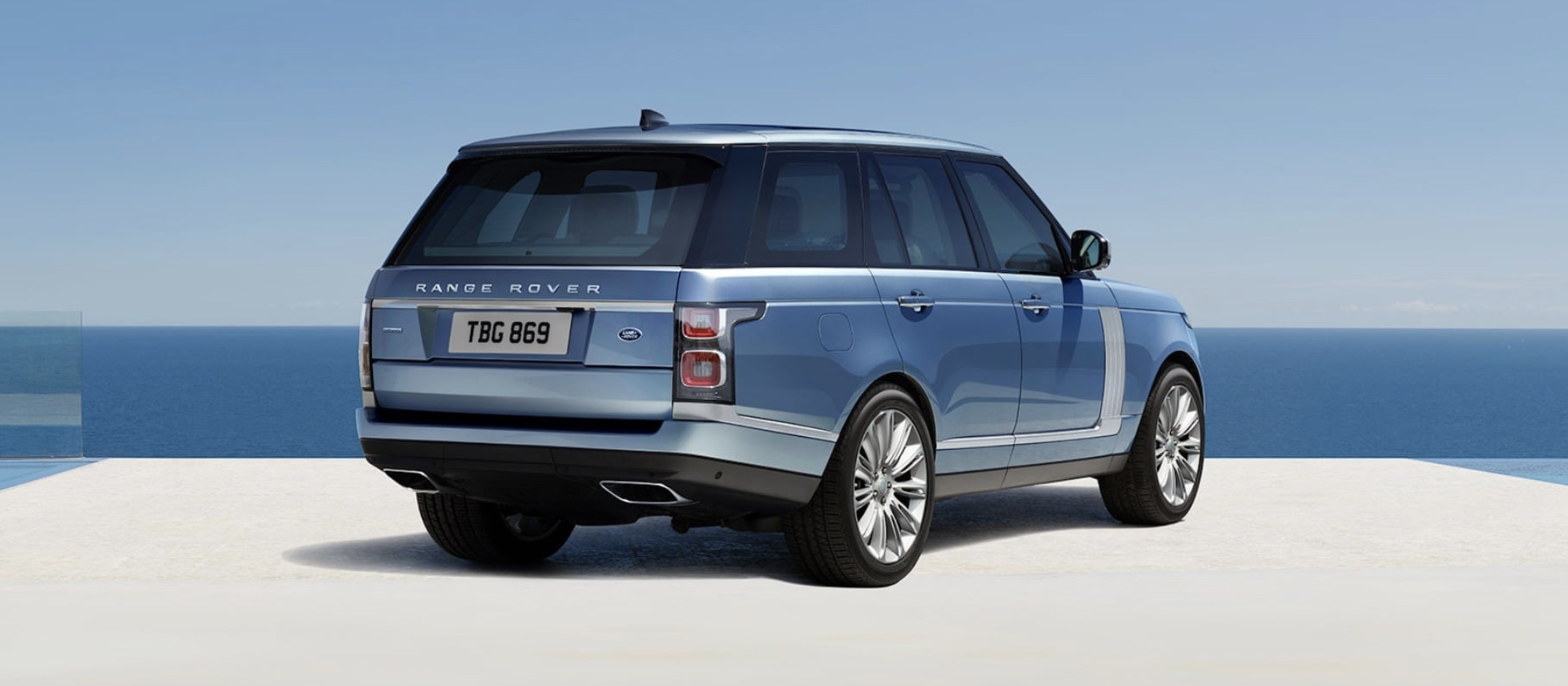 2020 Range Rover In Richmond and Vancouver