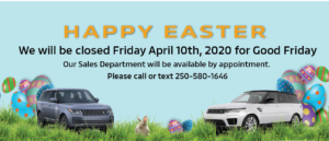 Easter 2020 Toaster Land Rover Victoria Mobile
