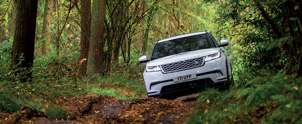 GOING OFF-ROAD IN A LAND ROVER: A FEW TIPS AND TRICKS