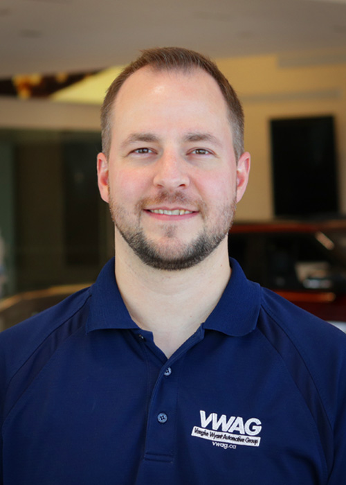 KEVIN DODGE - PARTS MANAGER
