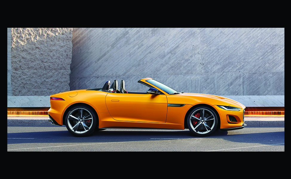 Jag F Type My21 Sorrento Yellow 975x600
