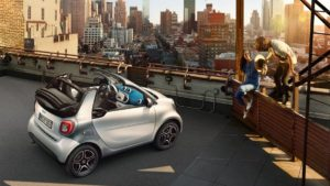 smart cabrio direct steer system