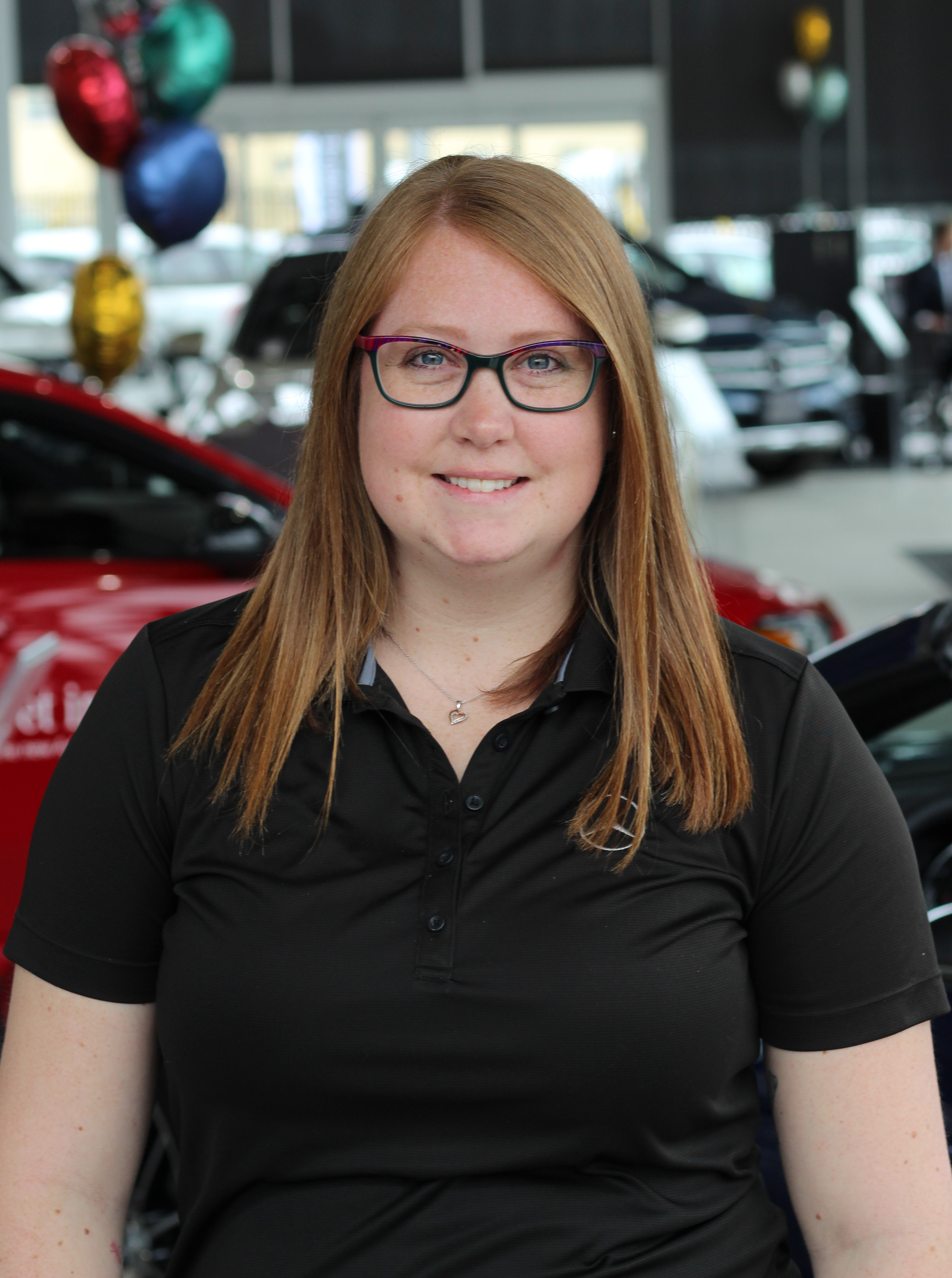 Tanya Thornbury - Assistant Service Manager/ Warranty Administrator