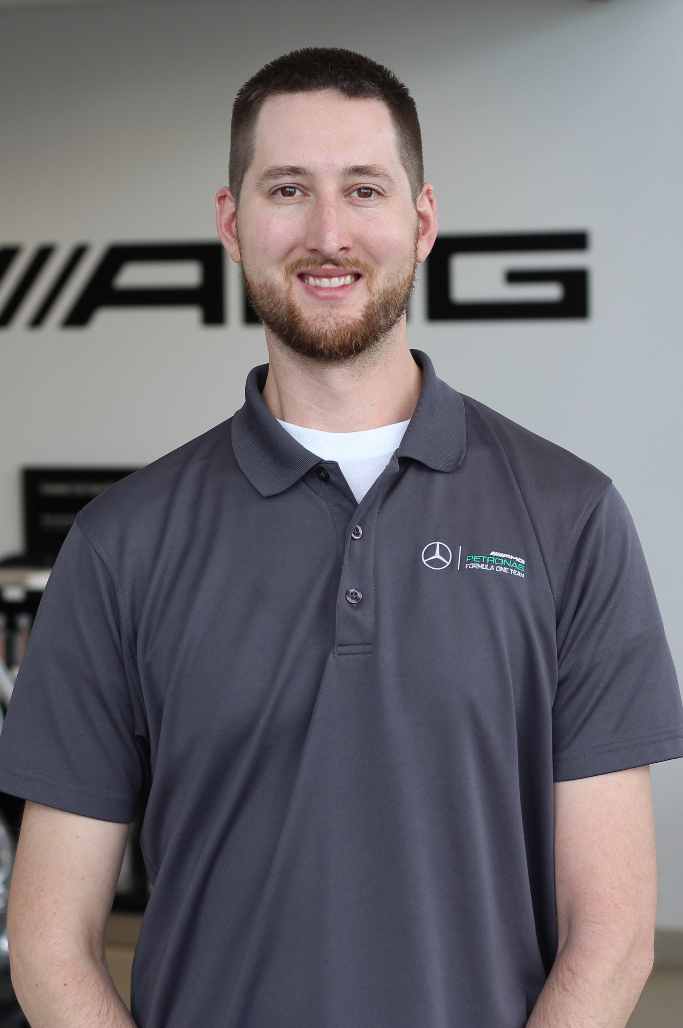 Jordan Batten - Commercial Fleet Vans Manager