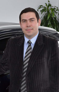 Lubo Matviyiv - Customer Experience Manager