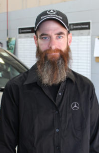 Kris Kimbell - Service Detailing Specialist