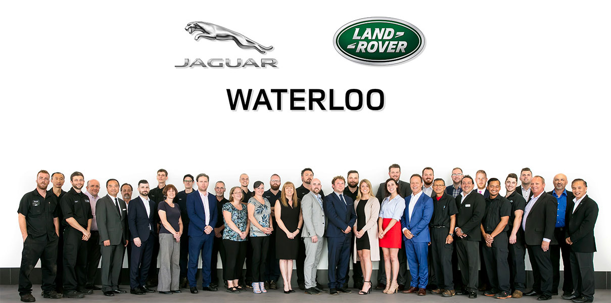 JLR Waterloo All Staff