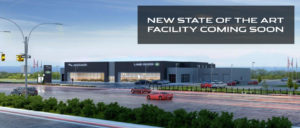 New state of the art facility