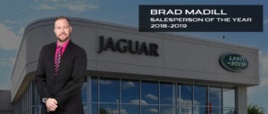 salesperson of the year