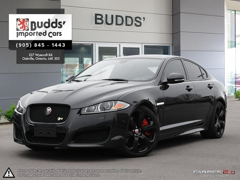 2015 Jaguar XF car