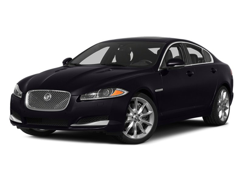 2014 Jaguar XF car
