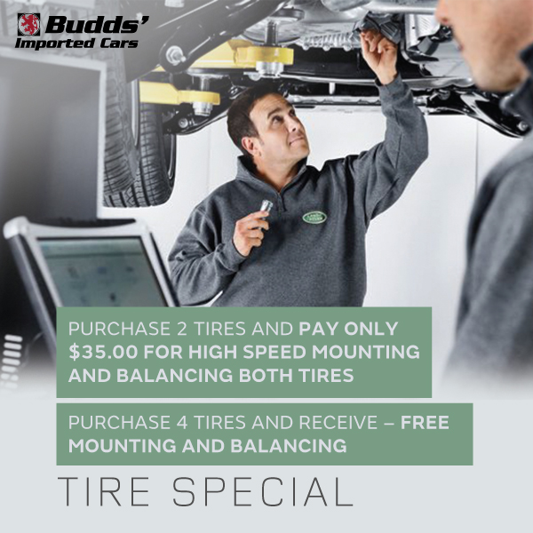 Tire Special (May 2019)
