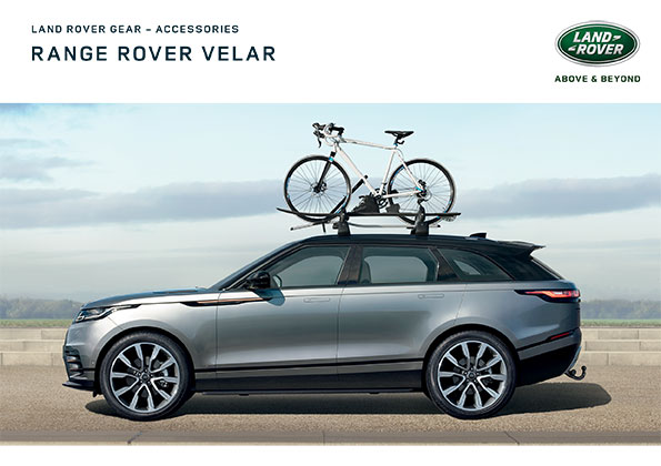 Range Rover Velar Accessories Cover