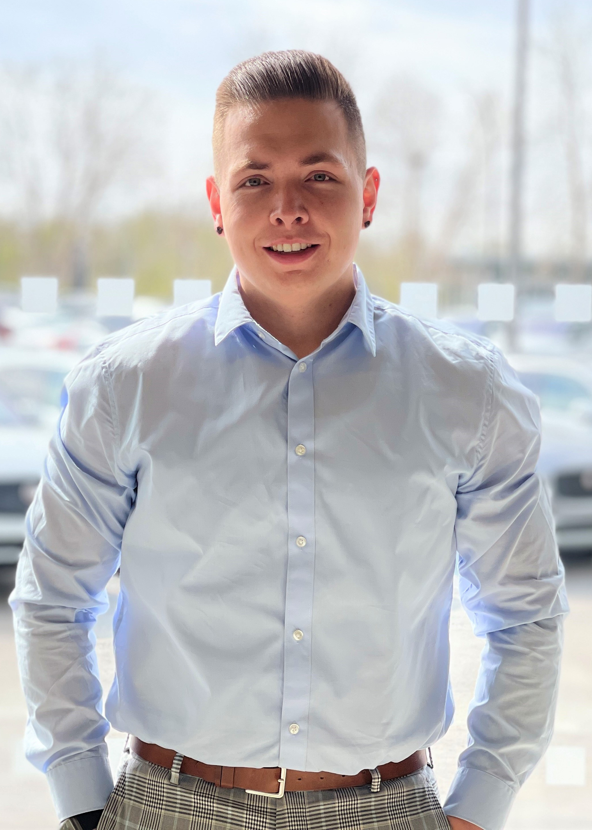 Alex Howell - Delivery Specialist