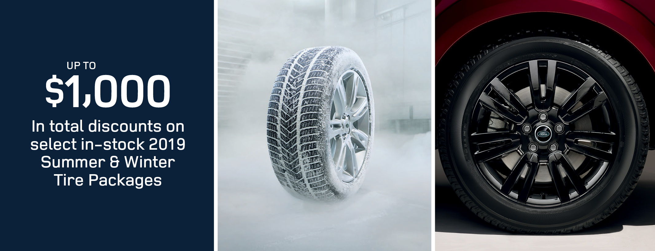 Winter Tires Special