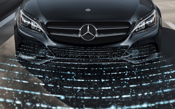 2018 C Class Wagon Watches Mercedes Benz Kamloops