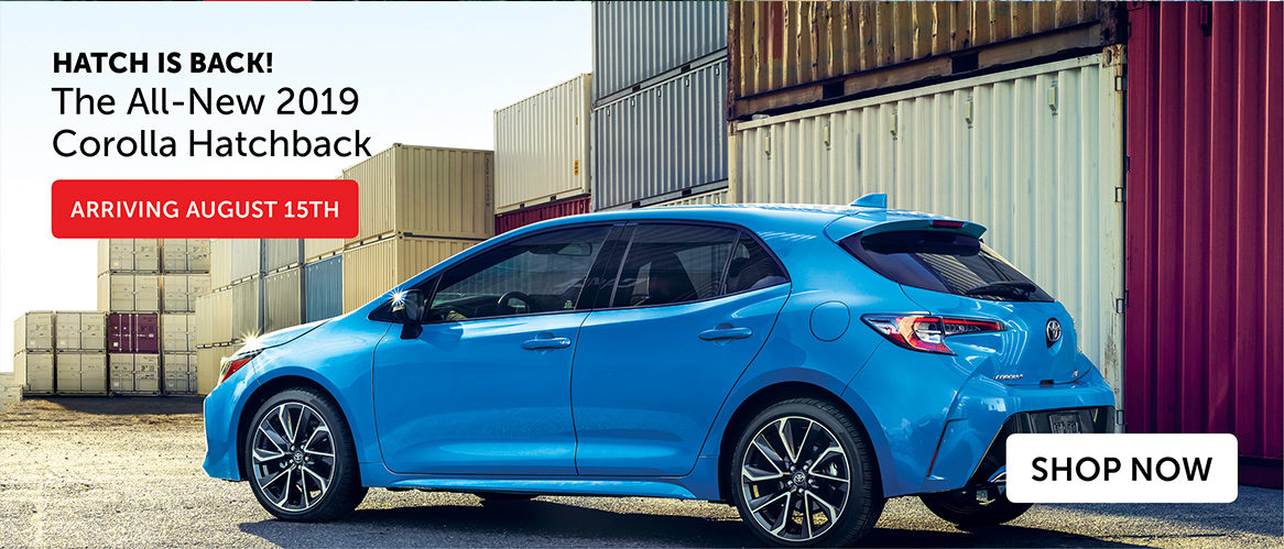 Corolla Hatch is back at Toyota on the Trail
