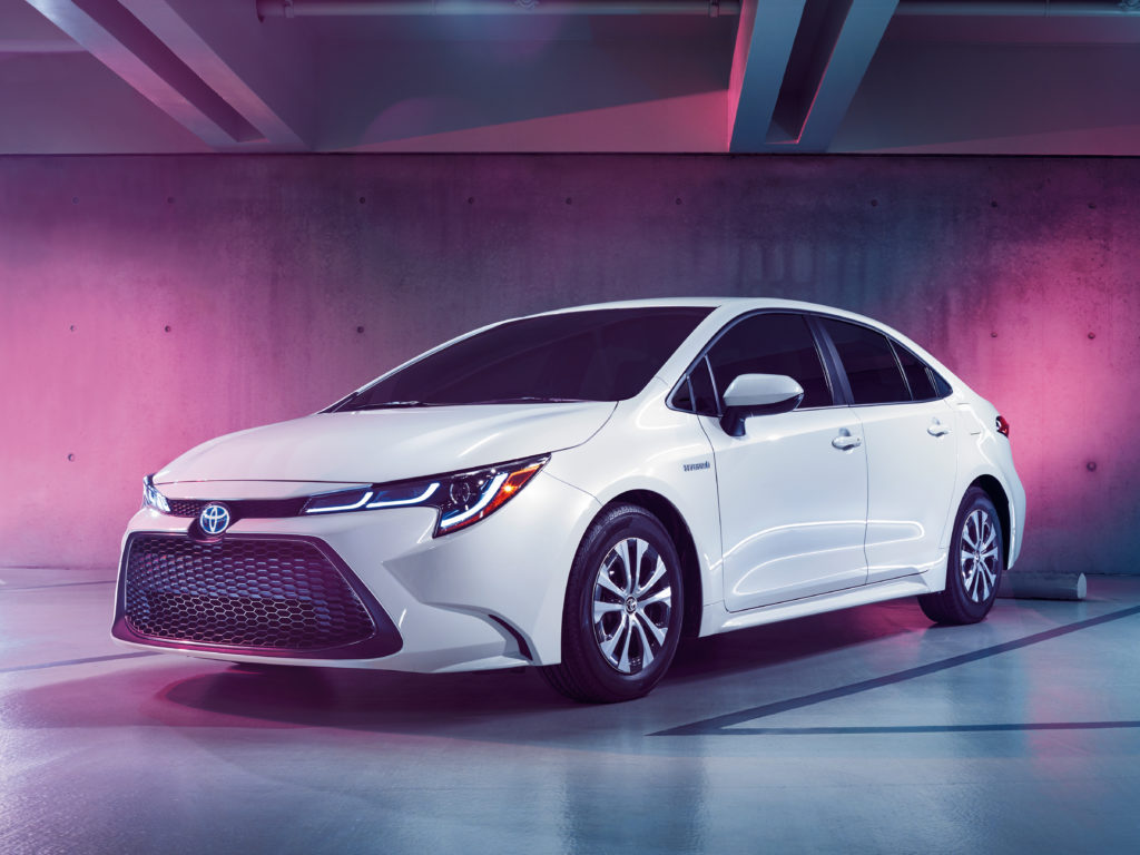 2020 Corolla Toyota On The Trail