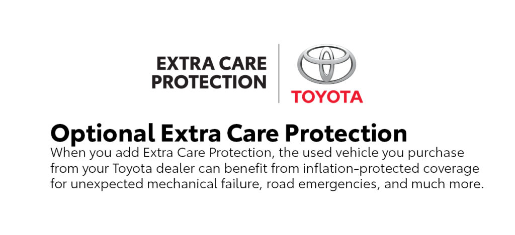 Optional Extra Care Protection