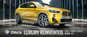 BMW X2 - Luxury Reinvented