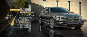why drive the 7 series