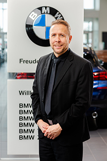 Steve Hearth - Pre-Owned Sales Director