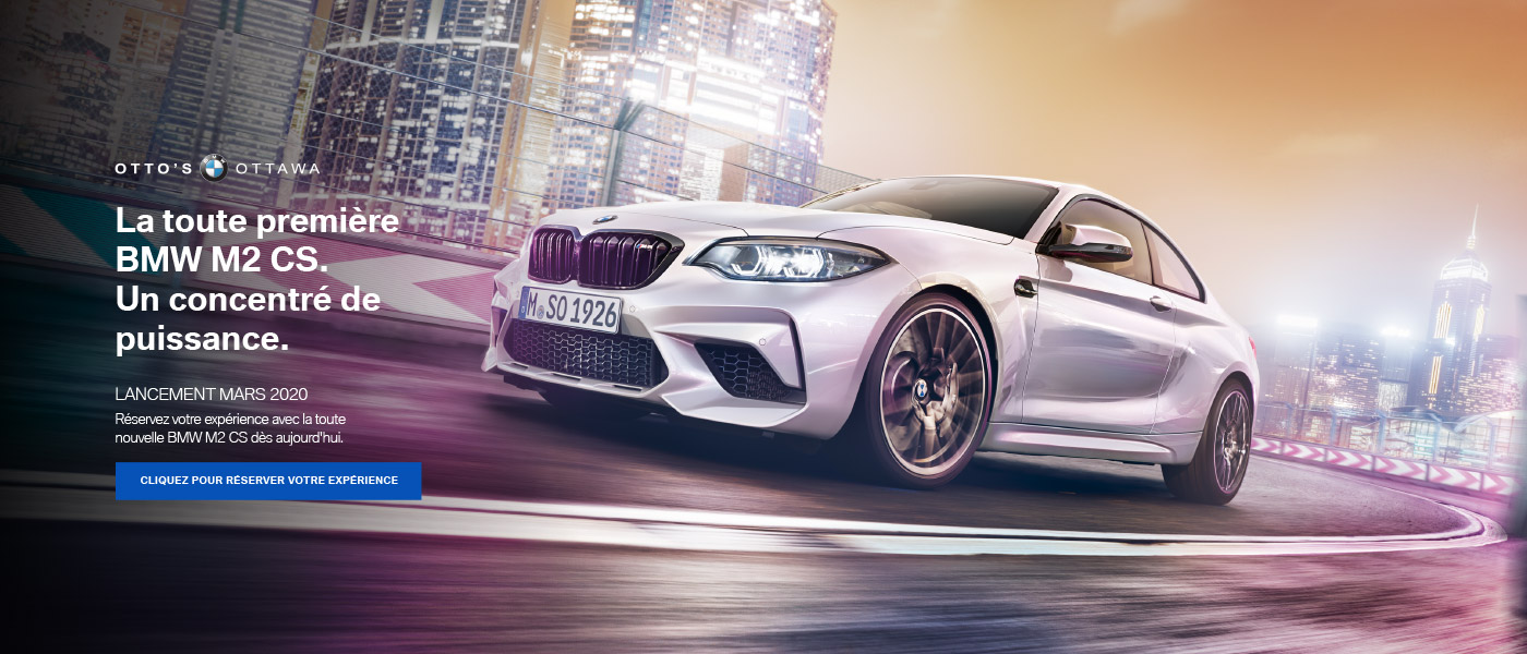Otto's BMW M2 CS Launch March 2020
