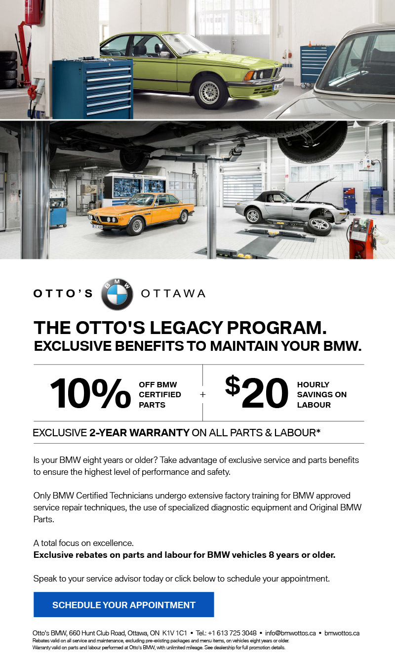Bmw Legacymaintenance Emailer